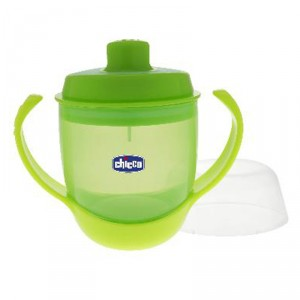 Buy Chicco Meal Cup 12M+  Green - Nykaa