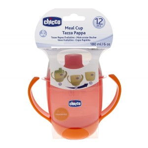 Buy Chicco Meal Cup (12M+ ) - Red - Nykaa