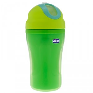 Buy Chicco Insulated Cup 18M+ Green - Nykaa