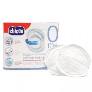 Buy Chicco Breast Pads 60 Pcs - Nykaa