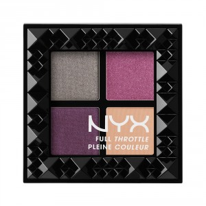 Buy NYX Full Throttle Shadow Palette - Nykaa