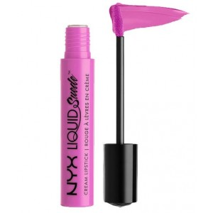 Buy Herbal NYX Liquid Suede Cream Lipstick - Respect The Pink - Nykaa