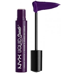 Buy NYX Liquid Suede Cream Lipstick - Oh Put It On - Nykaa