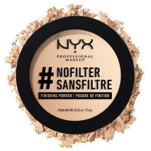 Buy NYX Professional Makeup Nofilter Finishing Powder - Nykaa