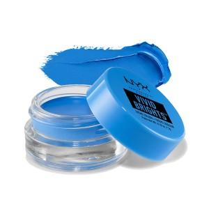 Buy NYX Professional Makeup Vivid Brights Crème Colour - Nykaa