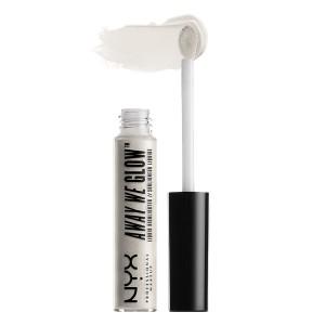 Buy NYX Professional Makeup Away We Glow Liquid Highlighter - Nykaa