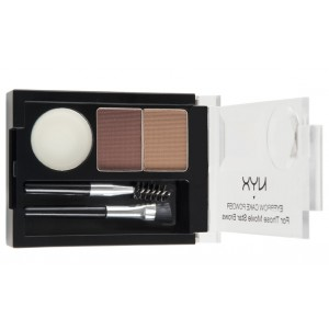 Buy NYX Eyebrow Cake Powder - Nykaa