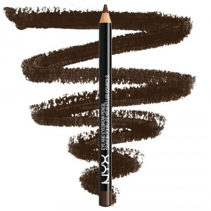 Buy NYX Slim Eye Pencil - Black Brown - Nykaa