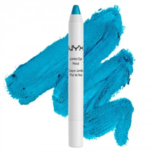 Buy NYX Jumbo Eye Pencil - Electric Blue - Nykaa