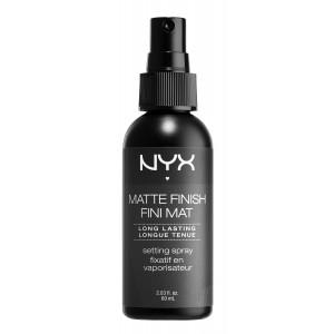 Buy NYX Long Lasting Makeup Setting Spray Matte Finish - Nykaa