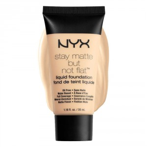 Buy NYX Stay Matte But Not Flat Liquid Foundation - Ivory - Nykaa
