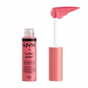 Buy NYX Butter Gloss - Peaches And Cream - Nykaa