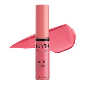 Buy NYX Professional Makeup Butter Gloss - Nykaa