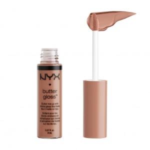 Buy Herbal NYX Butter Gloss - Madeleine - Nykaa