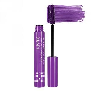 Buy NYX Color Mascara - Nykaa