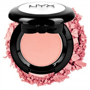 Buy NYX Hot Singles Eye Shadow - Cupcake - Nykaa
