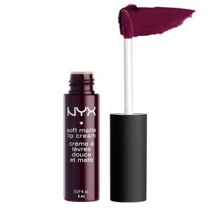 Buy NYX Soft Matte Lip Cream - Nykaa