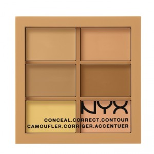 Buy NYX Conceal, Correct, Contour Palette - Nykaa