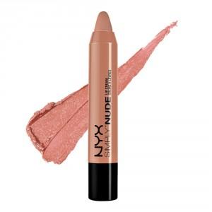 Buy NYX Simply Nude Lip Cream - Disrobed - Nykaa