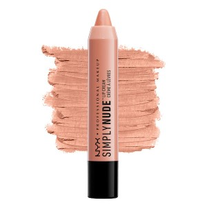 Buy NYX Professional Makeup Simply Nude Lip Cream - Nykaa