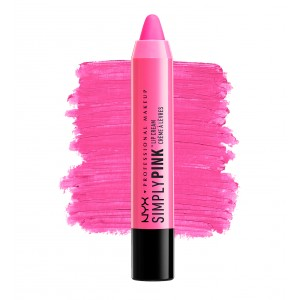 Buy NYX Professional Makeup Simply Pink Lip Cream - Nykaa
