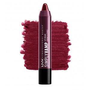 Buy NYX Professional Makeup Simply Vamp Lip Cream - Nykaa