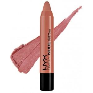 Buy NYX Simply Nude Lip Cream - Nykaa