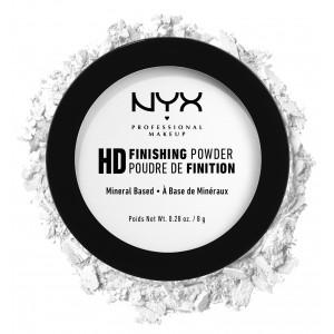 Buy NYX Professional Makeup HD Finishing Powder - Nykaa