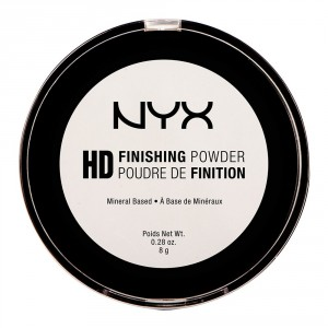 Buy NYX HD Finishing Powder - Nykaa
