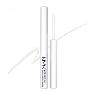 Buy NYX Professional Makeup White Liquid Liner - Nykaa