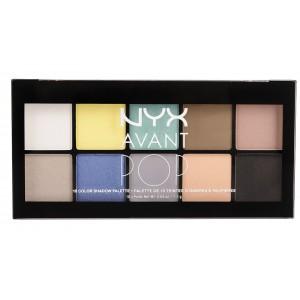 Buy NYX Avant Pop! Shadow Palette - Nykaa