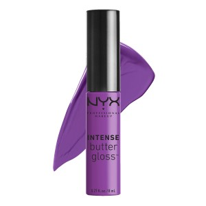 Buy NYX Professional Makeup Intense Butter Gloss - Nykaa