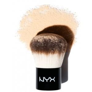 Buy Herbal NYX Cosmetics Pro Kabuki Brush - Nykaa