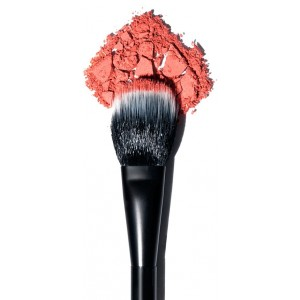 Buy NYX Pro Dual Fiber Powder Brush - Nykaa