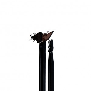 Buy NYX Professional Makeup Pro Brush Dual Brow - Nykaa
