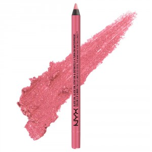 Buy NYX Slide On Lip Pencil - Bedrose - Nykaa