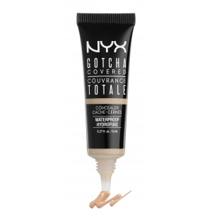 Buy NYX Gotcha Covered Concealer - Ivory - Nykaa