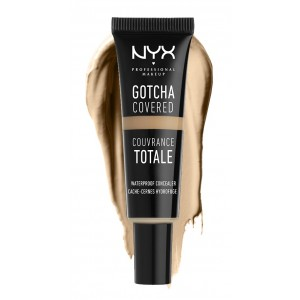 Buy Herbal NYX Professional Makeup Gotcha Covered Concealer - Nykaa