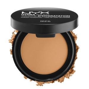 Buy NYX Hydra Touch Powder Foundation - Caramel - Nykaa