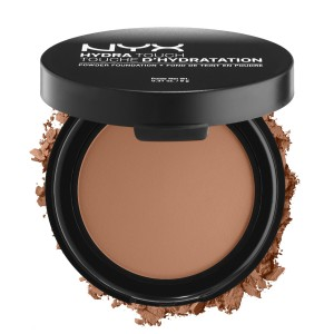 Buy NYX Hydra Touch Powder Foundation - Nykaa