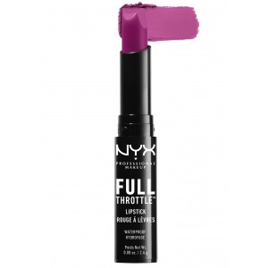 Buy NYX Professional Makeup Full Throttle Lipstick - Nykaa