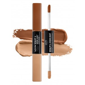 Buy NYX Professional Makeup Sculpt & Highlight Face Duo - Nykaa