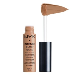 Buy NYX Intense Butter Gloss - Cookie Butter - Nykaa