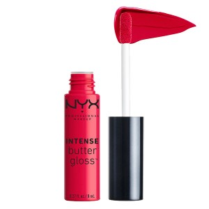 Buy NYX Professional Makeup Intense Butter Gloss - Nykaa