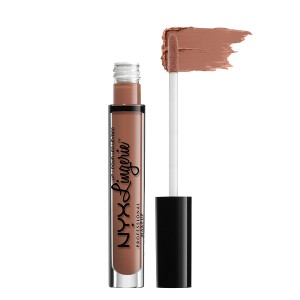 Buy NYX Professional Makeup Lip Lingerie Liquid Lipstick - Nykaa