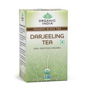 Buy Organic India Darjeeling Tea (18 Tea Bags) - Nykaa