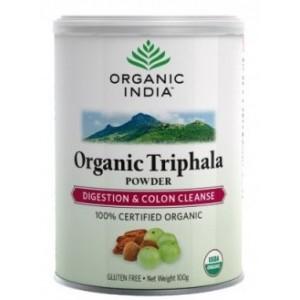Buy Organic India Triphala Powder - Nykaa