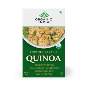 Buy Organic India Quinoa - Nykaa