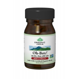 Buy Organic India Oh - Boy - Nykaa