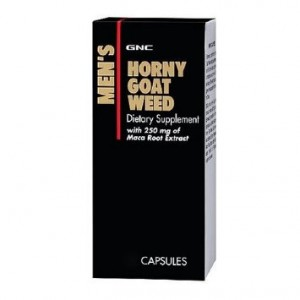Buy GNC Mens Horny Goat Weed (120 Tablets) - Nykaa